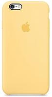 ✅Чехол Apple Silicone Case Yellow (MM662) для iPhone 6 / 6S