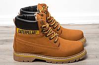 Мужские ботинки Caterpillar осень - зима (42, 43 размеры)