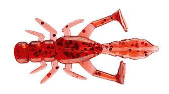 Силикон Duckfin Bug 5cm Burning Red