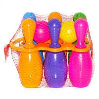 Детский набор для боулинга №2 024/3 Бамсик