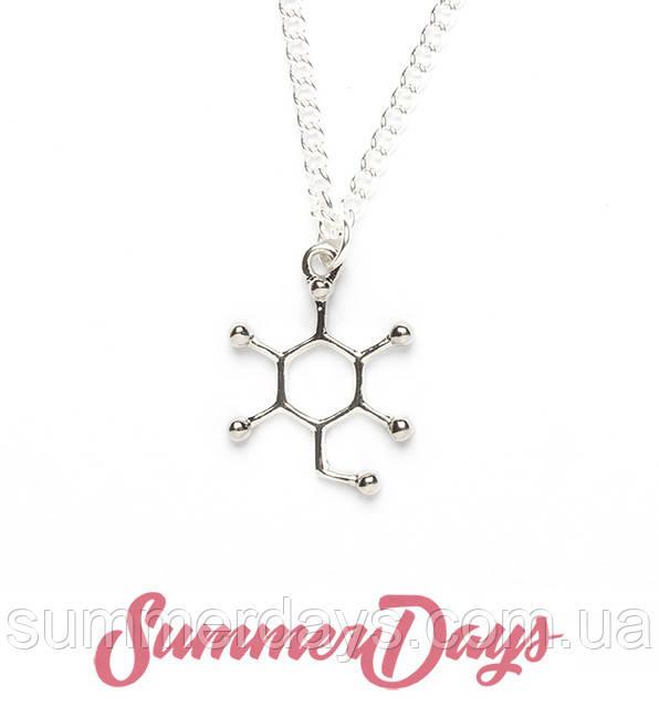 Кулон молекула глюкоза