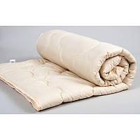 Одеяло - Comfort шерстяное 140*205 бежевое полуторное (2080460)