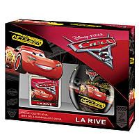 Детский подарочный набор LA RIVE CARS (Парфюмированный дезодорант/гель для душа)