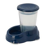 Moderna МОДЕРНА СМАРТ автоматическая поилка для собак и кошек, 23х15х21 см, 1,5 л , кобальт синий см.
