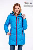 Женская зимняя куртка Avecs 7739666 мембрана OvteX наполнитель фанданго недорого | Avecs куртка размер