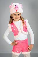 Карнавальный костюм поросенка для девочки