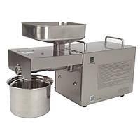 Akita jp press oil professional домашний-профессиональный мини пресс для холодного отжима масла электрический