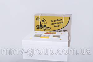 «Теплуша 63»: Бытовой инкубатор с автоматическим переворотом яиц