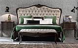 Італійська класична ліжко з натурального дерева Valpolicella фабрика Giorgio Casa, фото 2