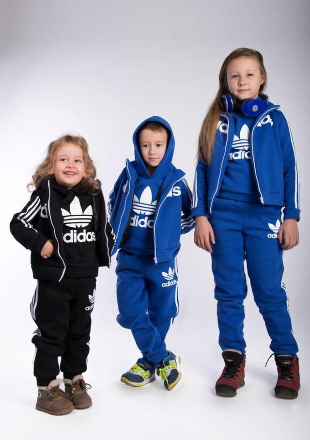 Купить спортивные детские костюмы