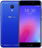 "Meizu M6 Blue 2/16 Gb, 5.2"", MT6750, 3G, 4G"