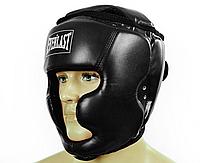 Шлем для бокса и единоборств Everlast PU NEW!