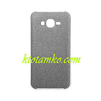 Чехол Remax Glitter Silicon Case Samsung A320 (A3-2017) Black