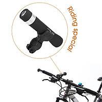 Велосипедный фонарик 5в1 (Колонка + Power bank + Фонарик + Громкая связь + MP3 плеер)