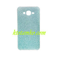 Чехол Remax Glitter Silicon Case Samsung A320 (A3-2017) Blue