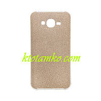 Чехол Remax Glitter Silicon Case Samsung A320 (A3-2017) Gold