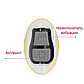 Женский вибратор стимулятор точки G и клитора Салатовый, фото 5