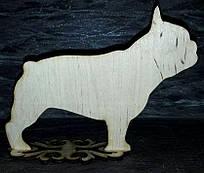 Декор НГ Собачка на подставке 4