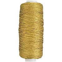 Нитка - WeRMK -  Stitch Happy - Metallic Gold