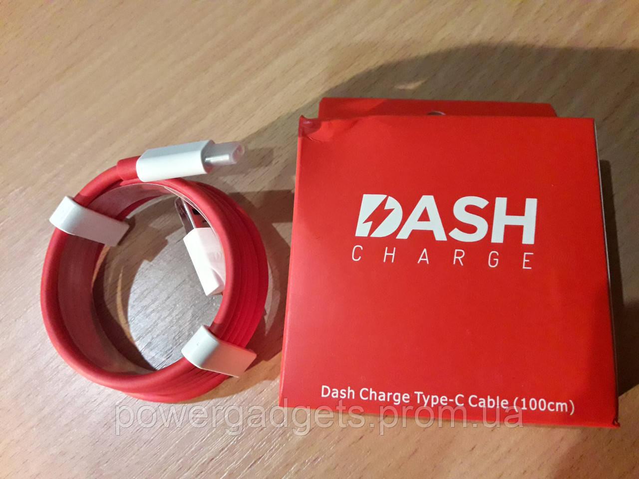USB кабель Type-C для OnePlus 2/3/3Т/5, Dash Charge Original
