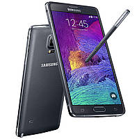 Смартфон Samsung Galaxy Note 4 N910F 3/32gb Black 3220 мАч Snapdragon 805