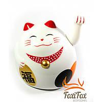 Кішка Манэки Неко махає лапою 12 см