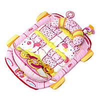 Розовый матрасик 8819 ТМ: Bright Starts