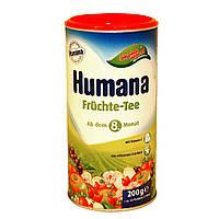 Растворимый фруктовый чай Humana, 200 г 730107 ТМ: Humana