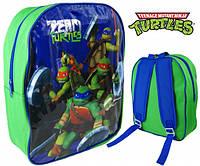 Дошкольный детский рюкзак Черепашки-Ниндзя для мальчиков