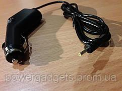 Автомобильное зарядное устройство для планшета CUBE 12V 2A с разьемом 2.5х0.7mm