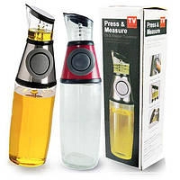 Емкость с дозатором для масла, уксуса, или  других жидкостей