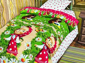 Детское постельное белье МАША Moon Love ранфорс 251618 (Детский)