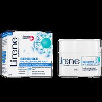 Lirene Увлажняющий успокаивающий крем для кожи лица
