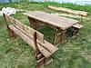 Купить стол с лавками  в Украине