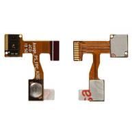 Шлейф для Lenovo A850 кнопка включения, датчик освещения/приближения