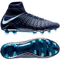 Футбольные бутсы Nike Hypervenom Phantom III DF FG 860643-414 3e42ed8c9c2ed