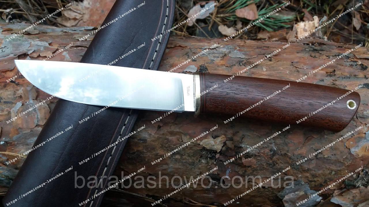 Нож охотничий Trofim Ручная работа, надежный
