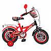 Детский Велосипед 2-х колесный Тачки 12