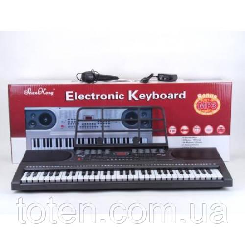 Детский синтезатор с микрофоном - Интернет магазин DOM ...