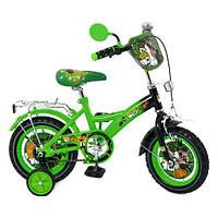 Детский Велосипед 2-х колесный Ben10, 12