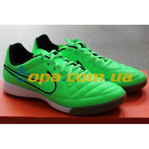 more photos 33994 76177 Кожаные футзалки Nike TIEMPO GENIO IC 631283-330 - Дилер тм Joma в Украине -