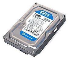 "Жесткий диск Seagate WD Hitachi 320Gb SATA Винчестер 320Гб 3.5"" для ПК"