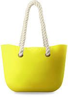 11-12 Желтая женская сумка Garbajn