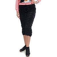 Бриджи женские размер 40 черные