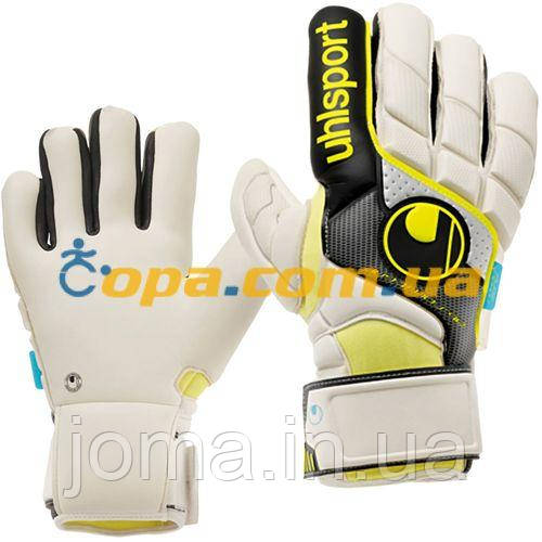 Вратарские перчатки Uhlsport FANGMASCHINE HN PRO 100038101