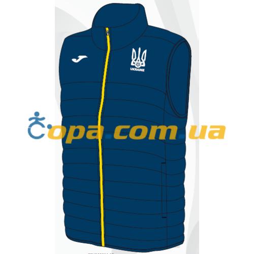 Жилетка UKRAINE - FFU309011.17 - Дилер тм Joma в Украине - joma.in c040f08c945a8
