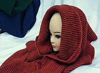 Хомут-шарф трансформер