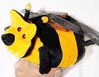 Шапка Пчелка ( 5 шт. упаковка )