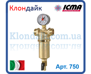 Icma Самопромывной Фильтр 1/2Х3/4