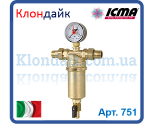 Icma Самопромывной Фильтр 1/2Н